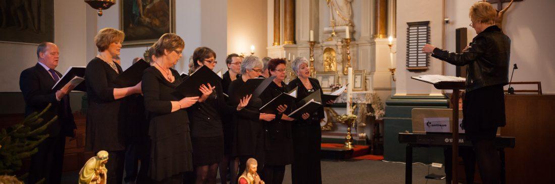 Cantique Kerk